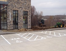 Driveway & Parking Lot Maintenance Services Picture